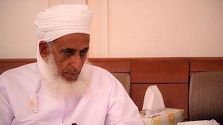 مفتي سلطنة عمان أحمد بن حمد الخليلي