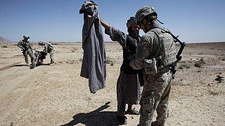 نیروهای آمریکایی در طالبان