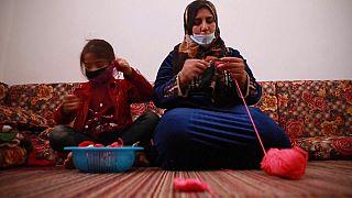 Libye : des réfugiés montent leur petite entreprise pour survivre