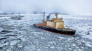 Exploración en el Ártico