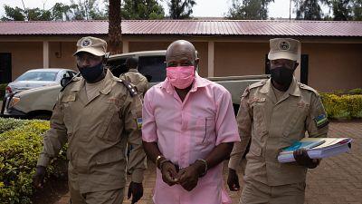 Rwanda : verdict attendu dans l'affaire Paul Rusesabagina