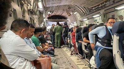L'Ouganda va accueillir 2000 réfugiés fuyant la crise en Afghanistan