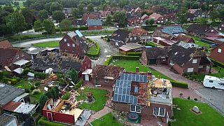 Tornado in Großheide
