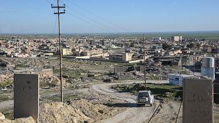 بلدة سنجار في شمال العراق. أرشيف