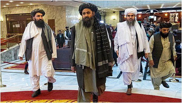 عودة الملا عبد الغني برادر الرجل الثاني في طالبان إلى أفغانستان   Euronews