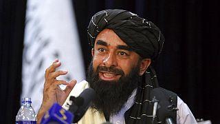 """Обещания """"Талибана"""": первая пресс-конференция после захвата власти"""