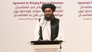 Taliban örgütü liderlerinden Molla Abdulgani Baradar