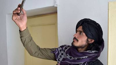 The Taliban have used social media as a communication tool throughout their campaign to take control of Afghanistan