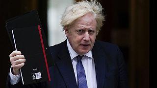 Truppenrückzug und Flüchtlingsaufnahme: Johnson in der Kritik