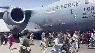 A C-17-es katonai repülőgép