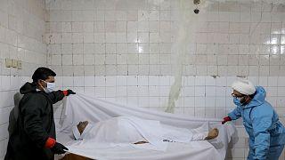 کرونا و شمار بالای جان باختن ایرانی ها