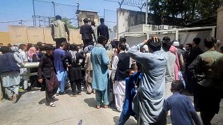 As evacuations continue in Kabul, tens of thousands of Afghans are still trying to flee the country