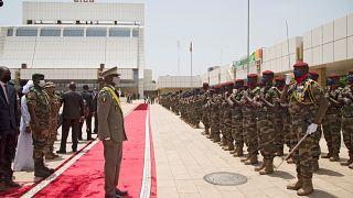 """""""Il y a un an, le Mali prenait son destin en main"""" Colonel Assimi Goïta"""