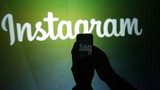 Логотип Instagram.