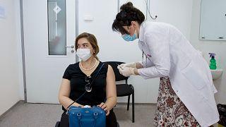 ABD'de aşı kampanyası