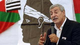 """فرحات مهني، حركة استقلال منطقة القبائل المعروفة اختصارا بـ """"ماك""""."""