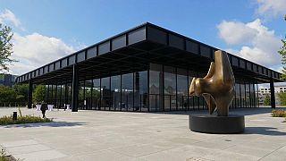 Η νέα Εθνική Πινακοθήκη του Βερολίνου