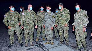 Les forces spéciales américaines sont arrivées dans l'est de la RDC