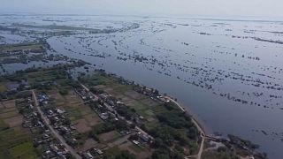 Наводнение в Еврейской автономной области