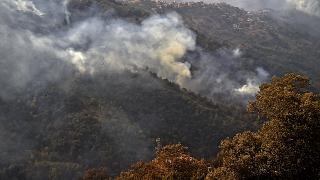 السيطرة على جميع الحرائق في الجزائر