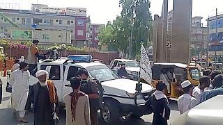 Taliban in Afghanistan nach der Machtübernahme