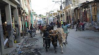 Гаити: последствия землетрясения