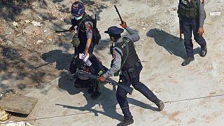 En Birmanie depuis le coup d'Etat, le lourd bilan des répressions