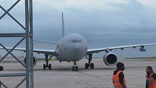 Le deuxième vol en provenance de Kaboul est arrivé à Paris