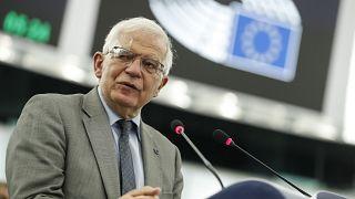 L'Alto rappresentante dell'Ue, Josep Borrell