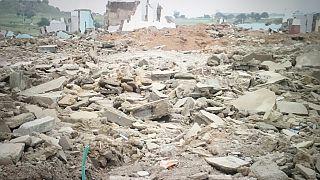 Nigeria : des étudiants désespérés après la démolition du village d'Iddo Sarki à Abuja