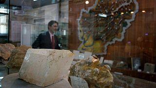 نمایشگاه مواد معدنی، کابل، ژوئن ۲۰۱۰
