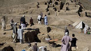 أفغانستان-البحث عن المعادن النفيسة