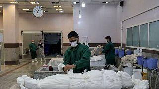 شمار قربانیان ویروس کرونا در ایران از مرز ۱۰۰ هزار نفر فراتر رفت