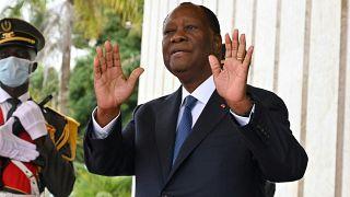 Côte d'Ivoire : guéri du Covid-19, le président ivoirien appelle à la vaccination