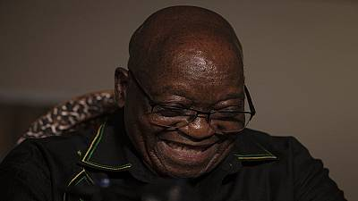 Zuma throws ANC under the bus, claims they benefited from arms deal