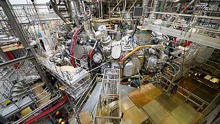 آزمایشگاه تحقیقات هستهای(عکس آرشیوی است)