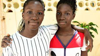 Sénégal : 13 ans et bachelières, des jumelles battent le record national