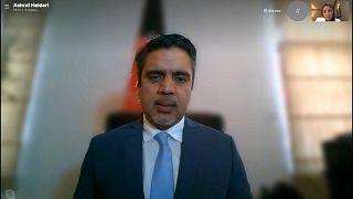 Ashraf Haidari, Ambassador of Afghanistan to Sri Lanka