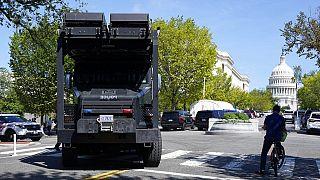 ΗΠΑ: Έληξε ο συναγερμός για πιθανή απειλή εκρηκτικών σε όχημα κοντά στο Καπιτώλιο