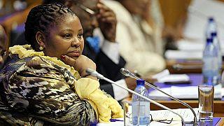 Afrique du Sud : l'ex ministre Mapisa-Nqakula, présidente du Parlement