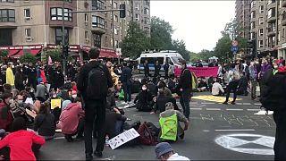 Les manifestants demandent des mesures concrètes pour la lutte contre le changement climatique