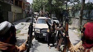 کابل در تصرف طالبان