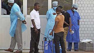 Guinea demands fresh diagnosis on Ebola patient