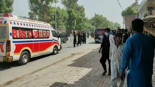 Deadly bomb in Pakistan in kills 3