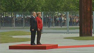 Les deux dirigeants se rencontrent vendredi 20 août à Moscou