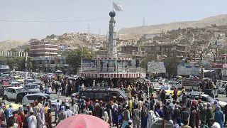 Taliban kontrolündeki Kabil'de bir gün