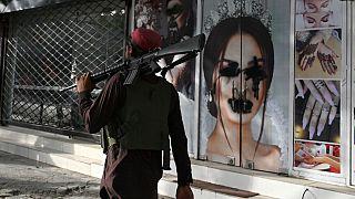 Taliban, Kabil'de