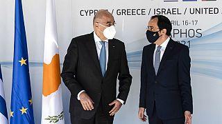 Cyprus Greece Israel