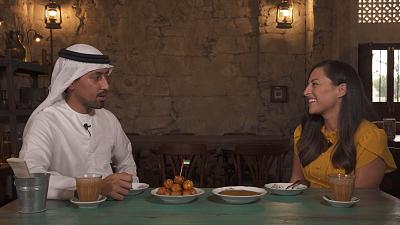 A Taste of Dubai History: Traditional Emirati Food at Al Fanar