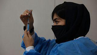 واکسن کووید در ایران